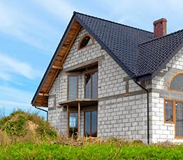 Строительство домов из керамзитоблоков в Ялте